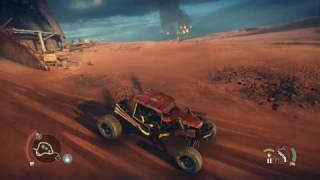 Mad Max Free Roaming [LiveStream]