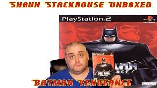 Batman Vengeance Unboxing PS2