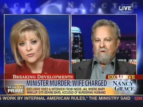 Preacher Winkler Murdered by His Wife - Tristar Investigations on CNN's Nancy Grace