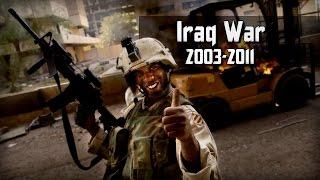 Iraq War 2003-2011 | Война В Ираке 2003-2011