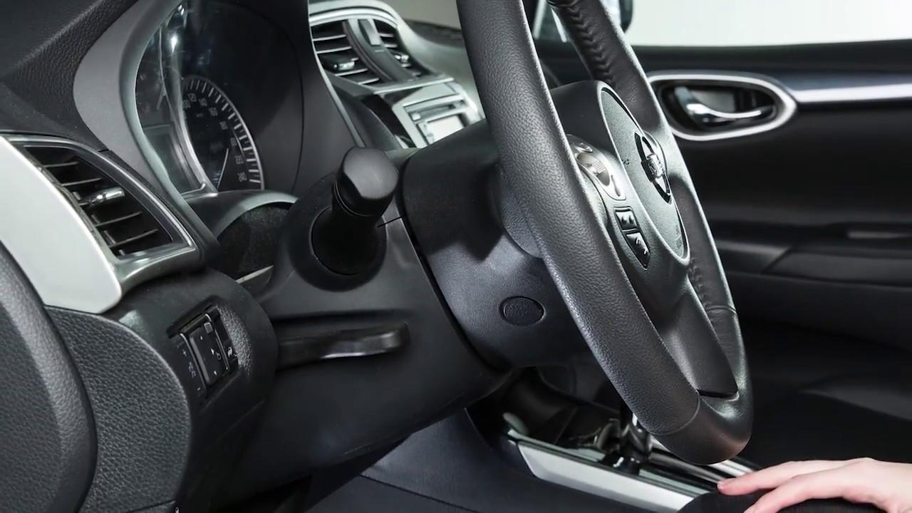 2019 Nissan Sentra - Tilt and Telescopic Steering Column