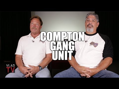 """Compton Gang Unit Officers on Arresting Eazy-E, """"F*** the Police"""" Being Released"""