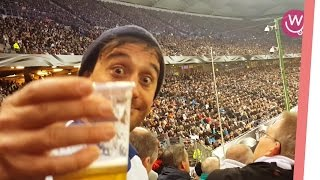 Fan hält Nationalmannschaft für den HSV und wundert sich...!