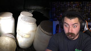 guy finds BABIES INSIDE OF JARS under Florida crawlspace