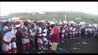 Shembe: Mr&Mrs Chonco's wedding (IziGuqa-Nzeh)