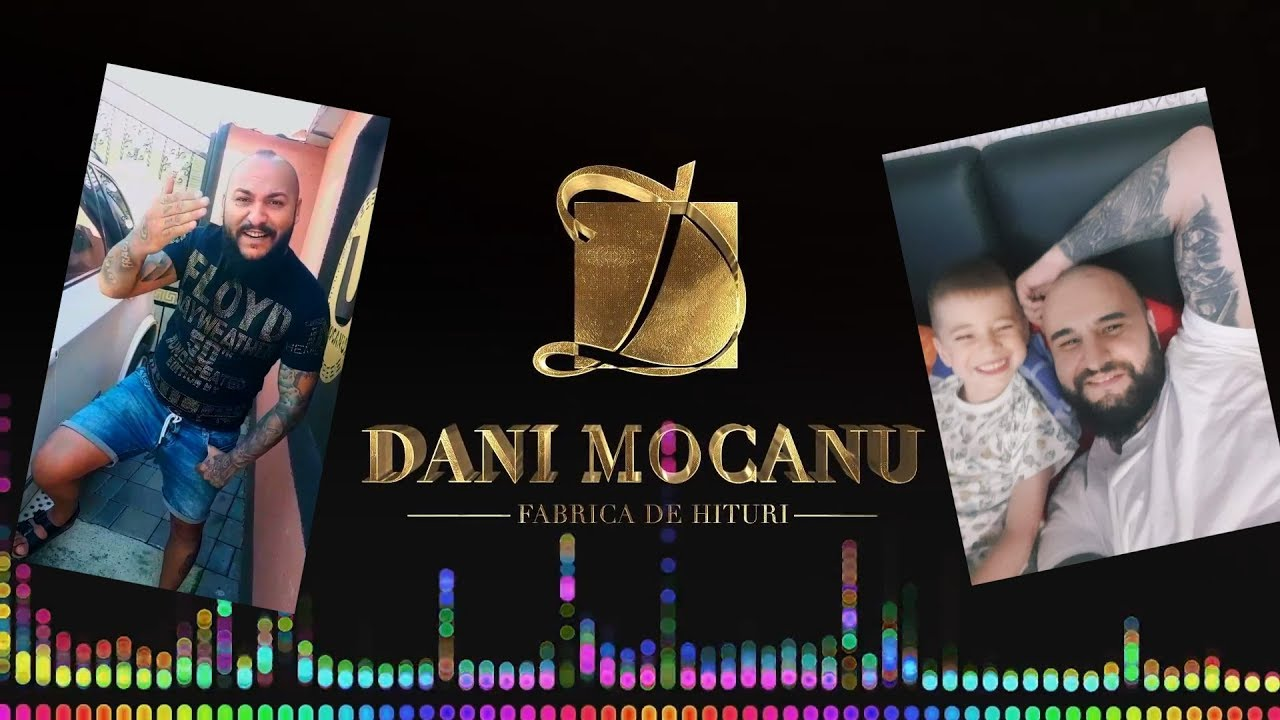 Dani Mocanu - Am un pui de campion  | Official Audio