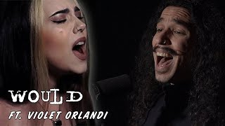 Alice In Chains - Would? (Piano Ballad Cover) feat. Violet Orlandi видео