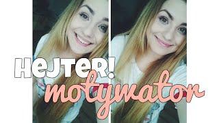 TYY PEDALE! ♦Hejty, hejterzy #MOTYWATOR!♦