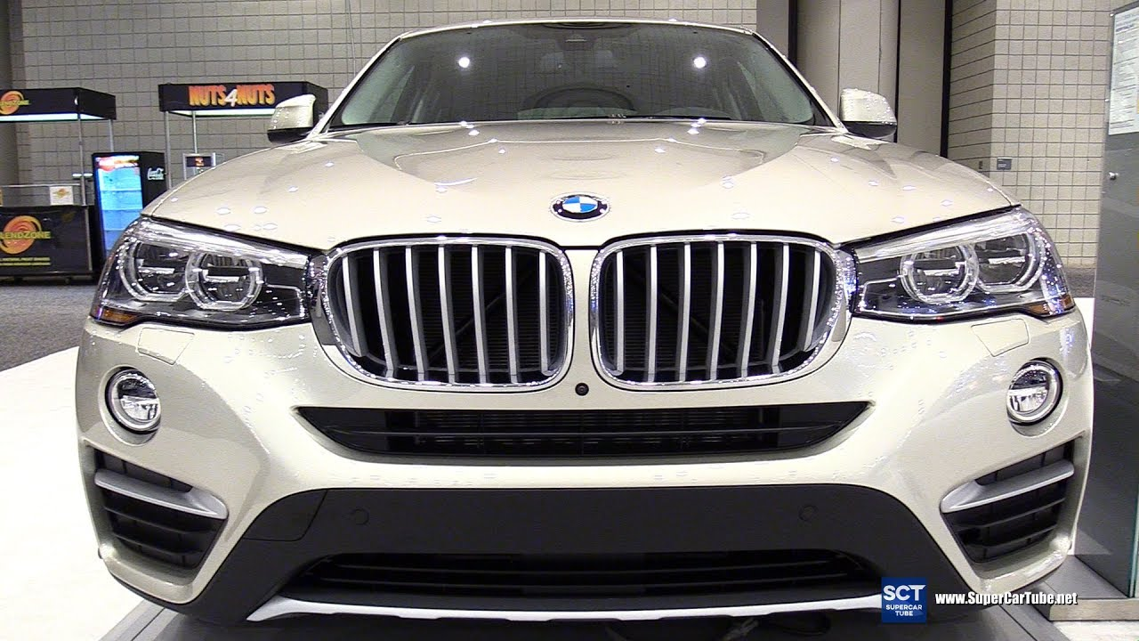 2017 bmw x4 xdrive28i exterior and interior walkaround 2017 new york auto show youtube. Black Bedroom Furniture Sets. Home Design Ideas