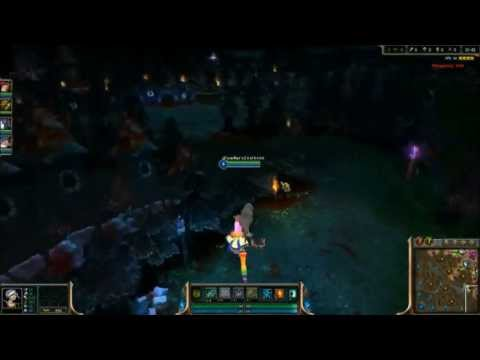 Summoner's Rift Third Person Mod by *M* - League of Legends
