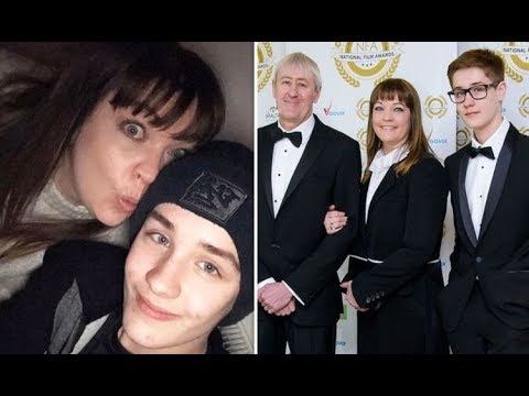 Nicholas Lyndhurst S Wife Breaks Silence On Son Archie S Death Aged 19 Love You Dearly Youtube