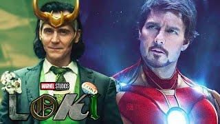 LOKI Series CONFIRMED To Bring ALTERNATE HEROES In MCU! TONY STARK RETURNS?