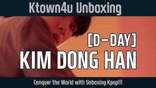 [Ktown4u Unboxing] KIM DONG HAN (from JBJ) - 1st Mini [D-DAY] 김동한 언박싱