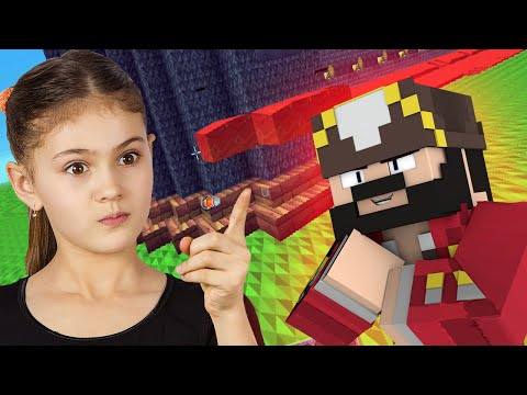 Super Bossy Girl Trolled On Minecraft (Minecraft Trolling & Griefing)