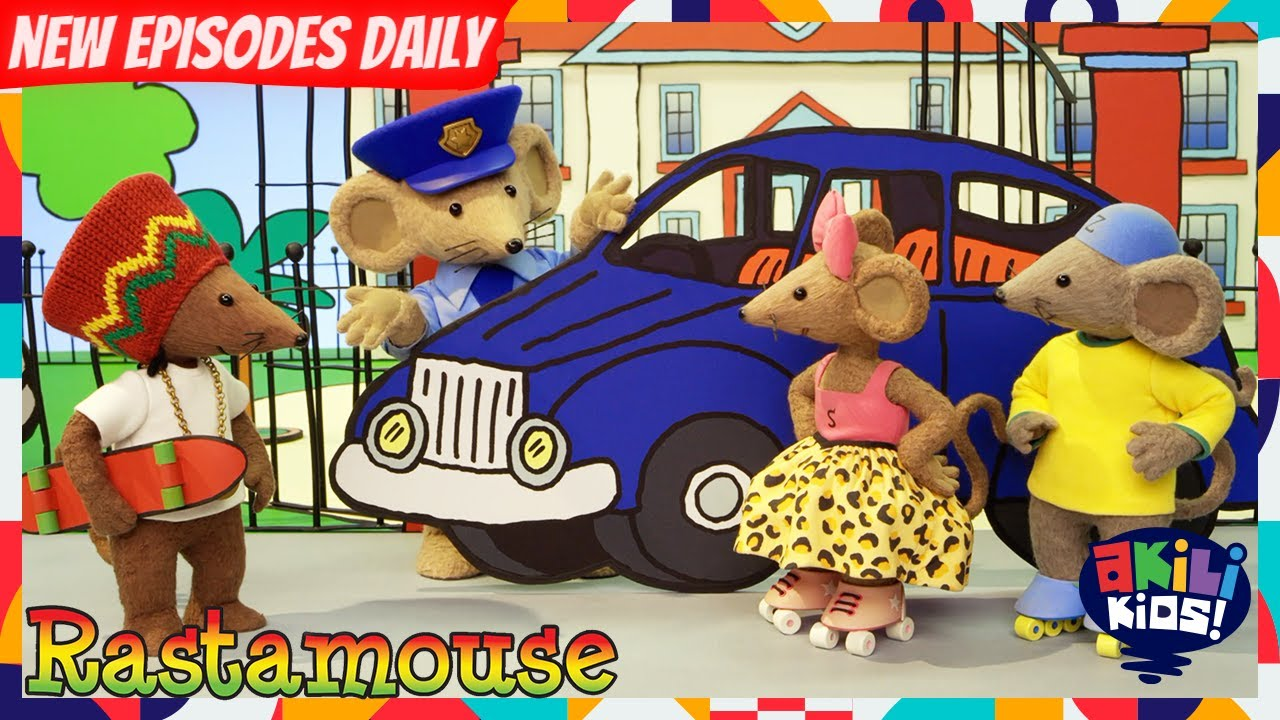 Download Rastamouse | The Mysterious Caller | Akili Kids!