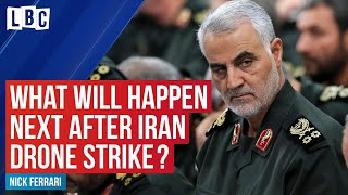 US kills Iranian General: Expert explains what will happen next in Middle East