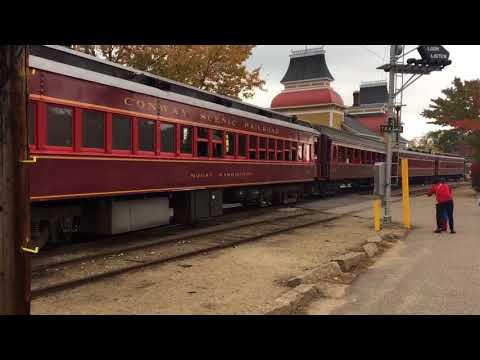 Conway scenic Railway , New Hampshire