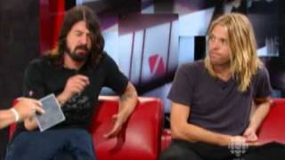 Dave Grohl talks about Kurt Cobain