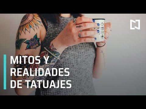 Mitos, realidades y estigmas en los tatuajes - Por las Mañanas