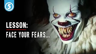 5 Real Life Lessons to be Learned from These Creepy Horror Movies...