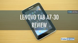 Lenovo A7-30 Review