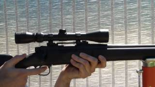 AirsoftEire.com - KJ Works M700P Rifle Review - HD 720p
