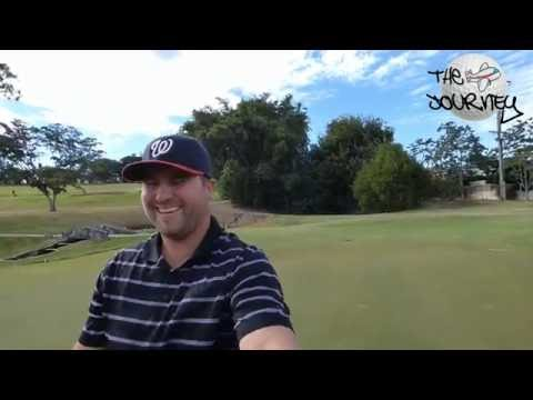 PACIFIC GOLF VLOG Carindale- PART 2