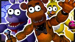 THE ANIMATRONICS COME ALIVE!? | Roblox FNAF Tycoon