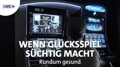 Spielautomaten, Wetten & Casinos - Die Sucht nach Glücksspielen | SWR rundum gesund
