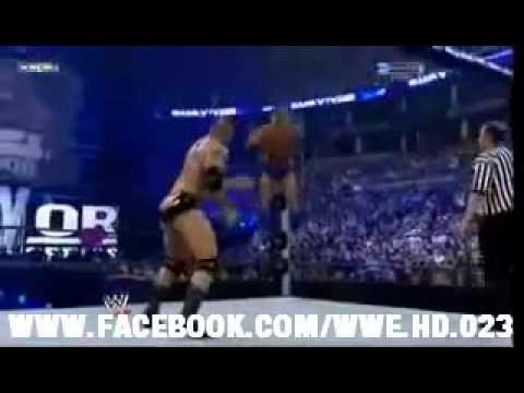 Team Batista vs Team Randy Orton - Survivor Series 2008