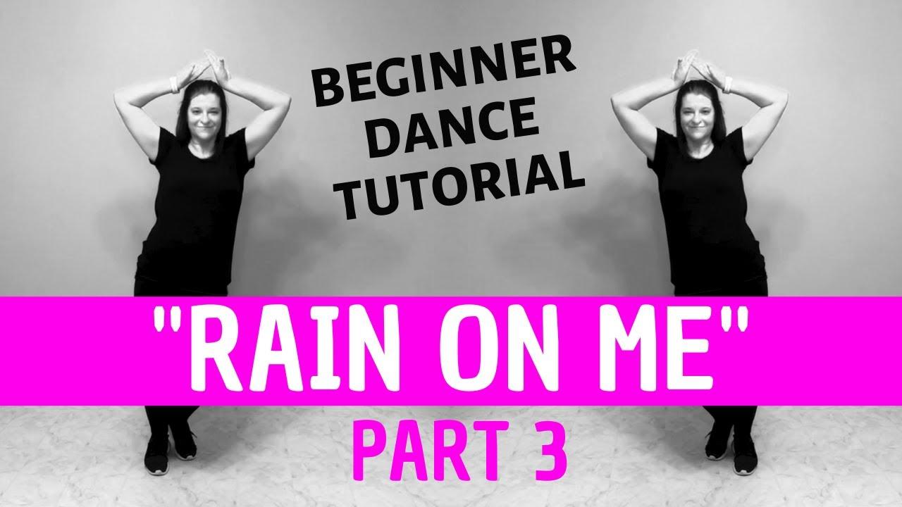 """Rain On Me"" PART 3 (Second Chorus) | Lady Gaga & Ariana Grande | Step-by-Step Dance Tutorial"