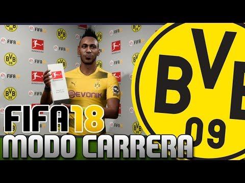 FIFA 18 Modo Carrera: AUBAMEYANG ES IMPARABLE - Ep. 9