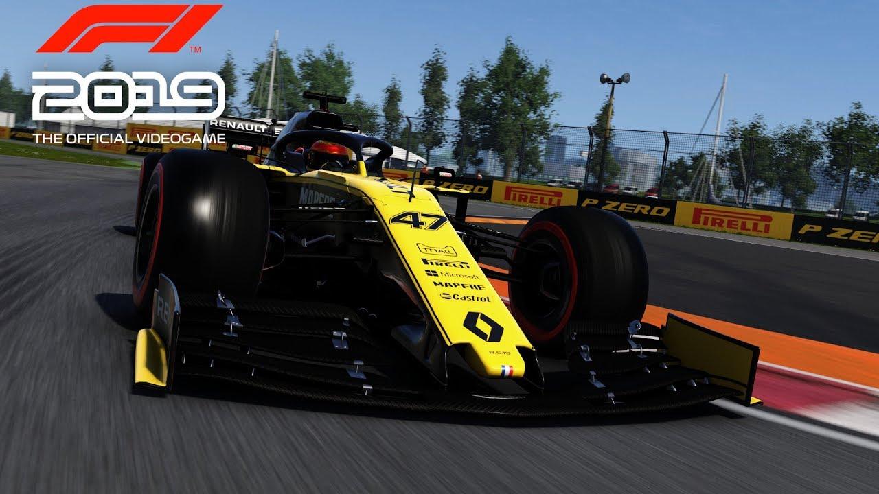 F1 Kanada 2019
