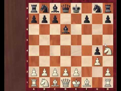 Bird's opening 1 f4 e5  افتتاح بيرد (الجزء الاول )