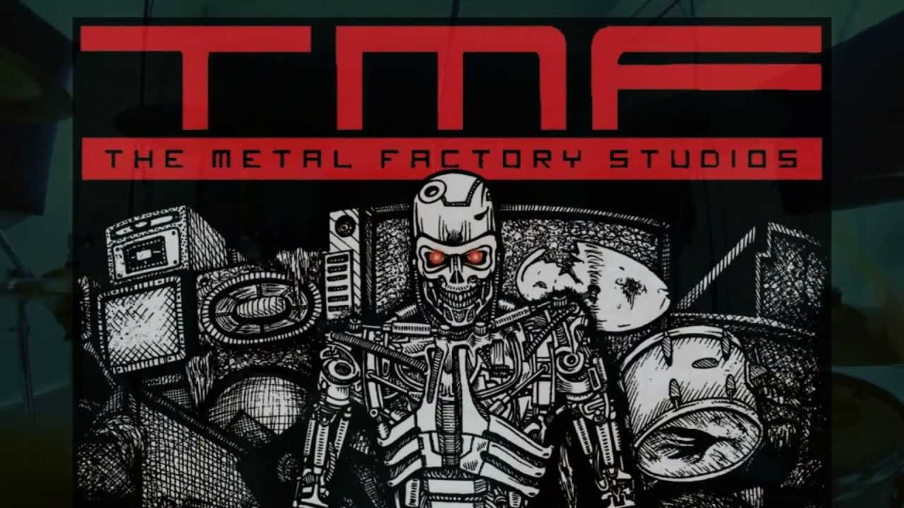 The Metal Factory Drum Samples - Promotional Video - YouTube