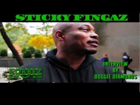 Sticky Fingaz Says Hip-Hop Is Gay Right Now!