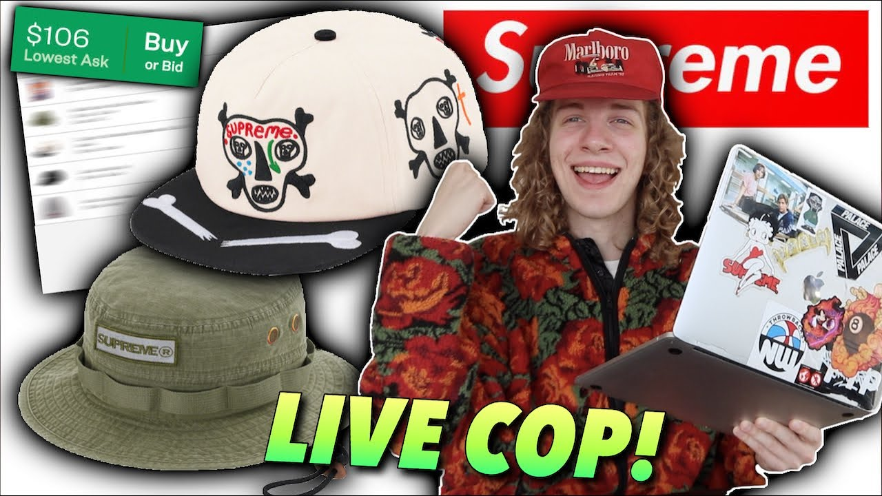 WAIT...THESE BRICKS ARE ACTUALLY RESELLING? Supreme Live Cop (Week 7)