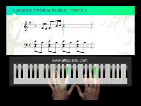 Cours de piano - 2 4