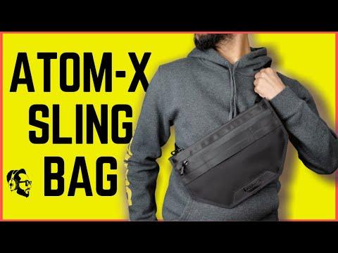 My Tech EDC Setup + ATOM X SLING BAG Review