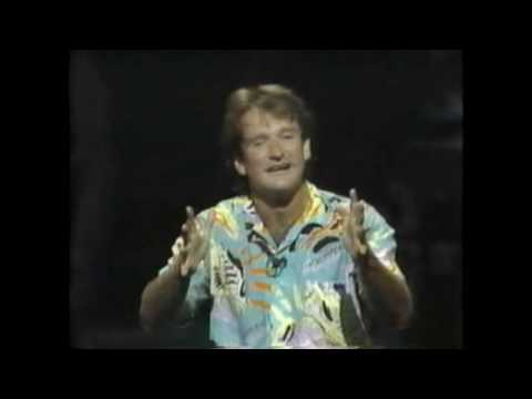 Robin Williams on fatherhood