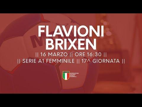 Serie A1F [17^]: Flavioni - Brixen 19-36