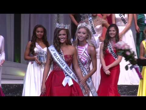 2017 MISS ARKANSAS TEEN USA CROWNING
