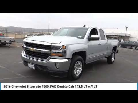 2016 Chevrolet Silverado 1500 Hemet Beaumont Menifee Perris Lake Elsinore Murrieta 717053