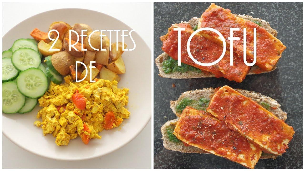 comment cuisiner du tofu? - youtube