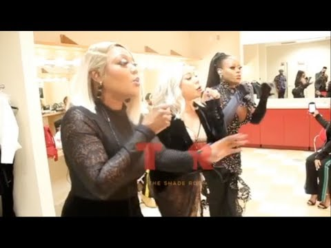 Xscape singing great WITHOUT Kandi Burruss. Listen to them sing