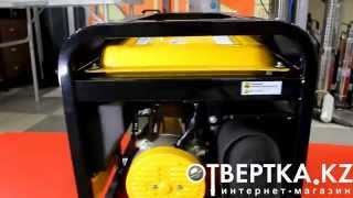 Генератор бензиновый DB3500 Denzel смотреть