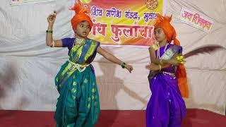 Ekach raja hit janmala shivneri killa dance preformance | video song...