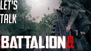 Let's Talk - Battalion 1944 (Gameplay, Review, Commentary)