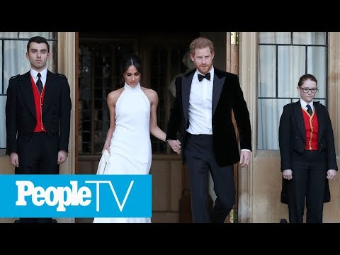 when did meghan markle dating prince harry