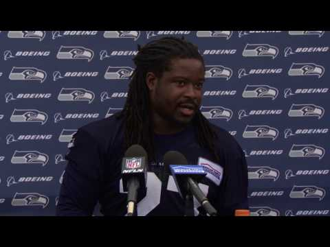 Seahawks Running Back Eddie Lacy Training Camp Day 2 Press Conference